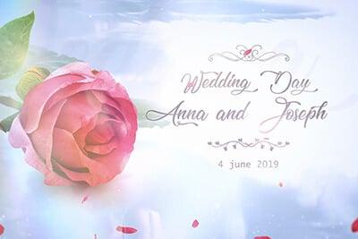 AE Wedding Slideshow