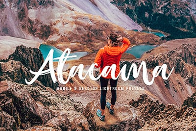 Atacama Lightroom Presets