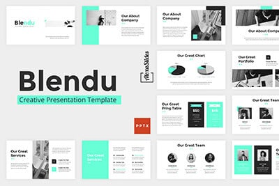 30 Best Minimal Powerpoint Templates 2020 Design Shack