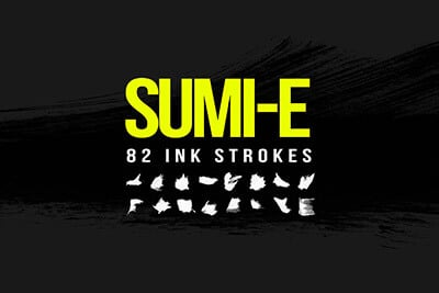 Sumi-E Ink Brush