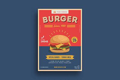 Food & Drink Poster