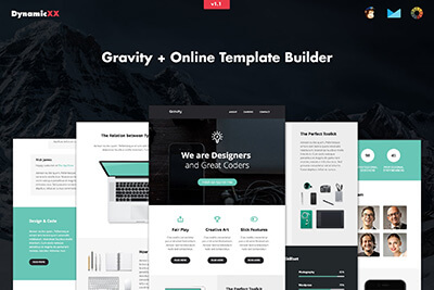 Gravity Email Builder