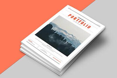 70+ Modern Corporate Brochure Templates | Design Shack