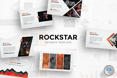 Rockstar Template
