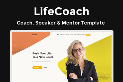 LifeCoach Mentor Template