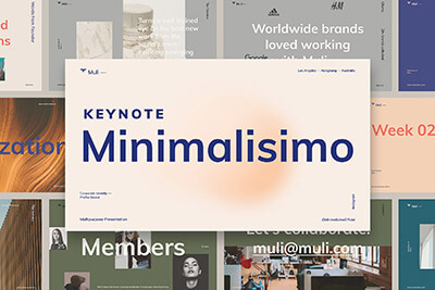 40+ Best Free Keynote Templates | Design Shack