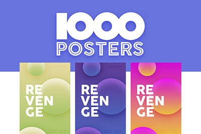 1000 Poster Templates