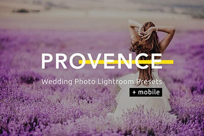 Provence Wedding Presets