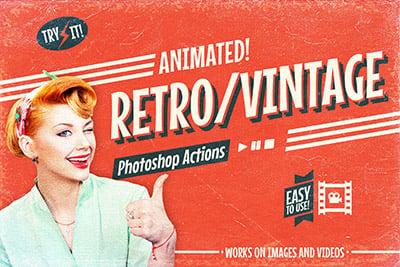 Retro Vintage Film