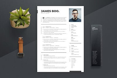 How to Customize a Resume or CV Template | Design Shack