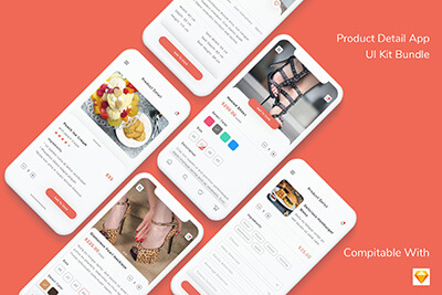 Sketch App UI Kit