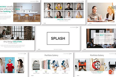 Splash PowerPoint