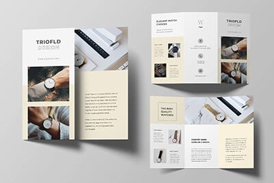 Watch Trifold Brochure