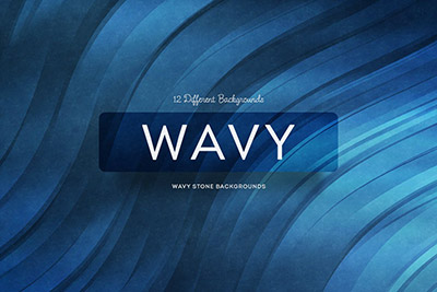 Wavy Stone Backgrounds