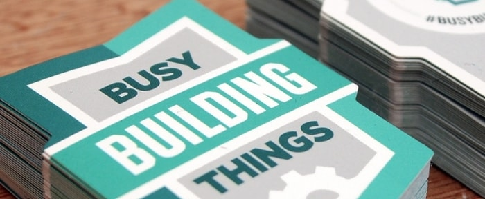 View Information about Busy Building Things
