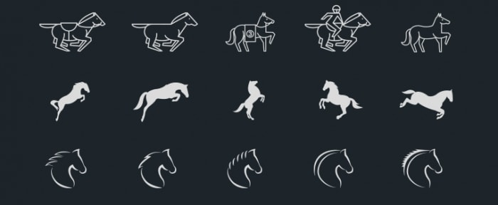 View Information about Horse Icons