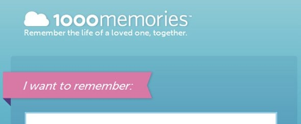 View Information about 1000Memories