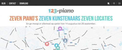 View Information about 123 Piano