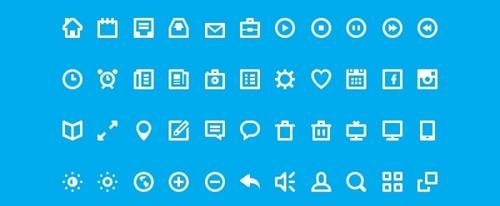 View Information about 44 Free Icons