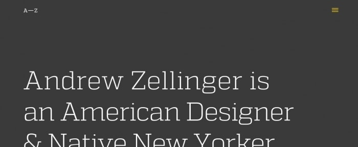 View Information about A Zellinger