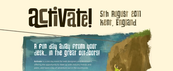View Information about Activate