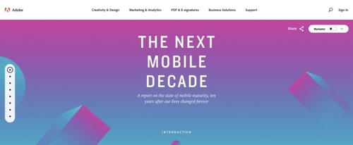 View Information about Adobe 2018 Mobile Study