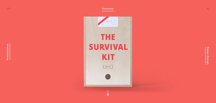 Go To Agency Survival Kits