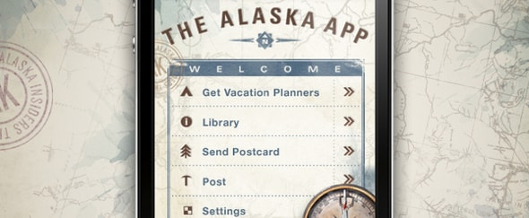 View Information about Alaska
