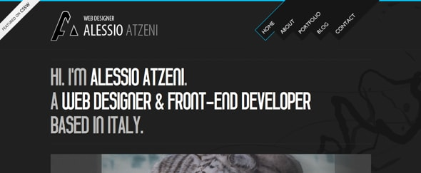 View Information about Alessio Atzeni