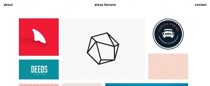 View Information about Alexa Falcone