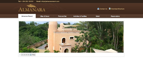 View Information about Almanara Resort