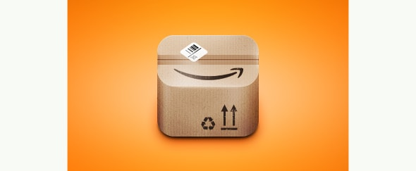 View Information about Amazon Icon