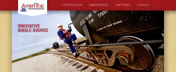 View Information about Ameritrac Railroad Services