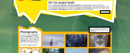 View Information about Andre Kreft