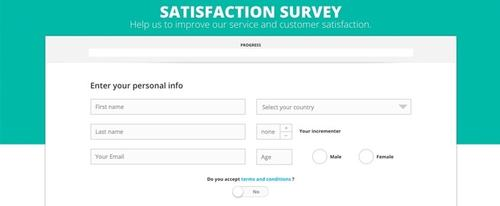 View Information about Survey wizard