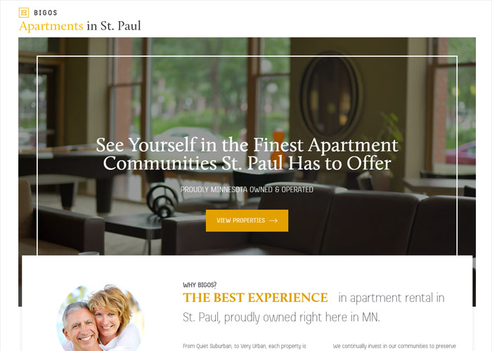 Go To Apartments in St  Paul
