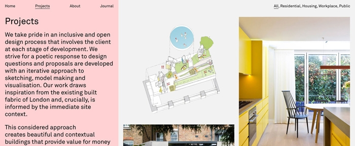 View Information about Architecture for London