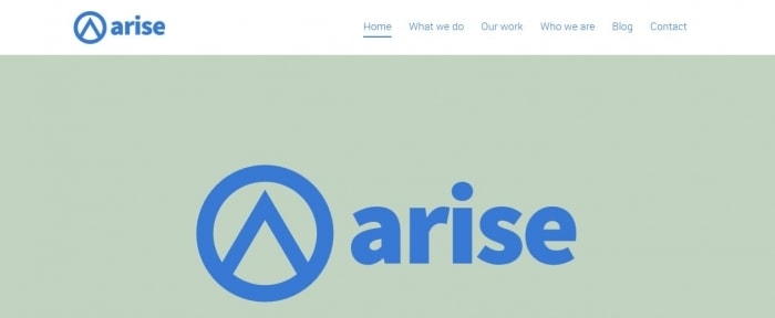 View Information about Arise