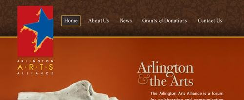 View Information about Arlington Arts