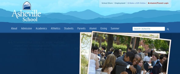 View Information about Ashevilleschool