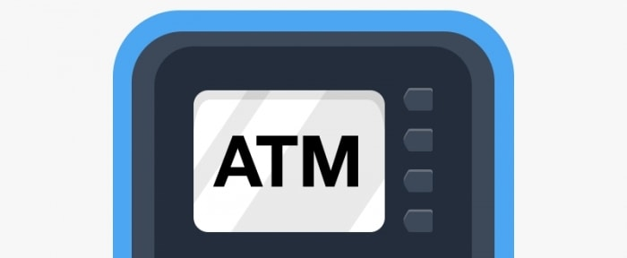View Information about ATM Icon