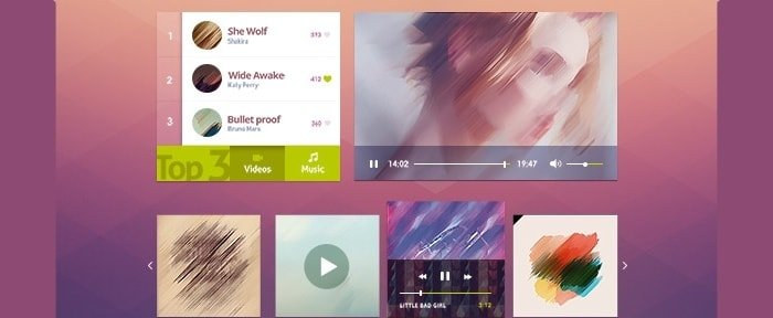 View Information about Audio UI Kit
