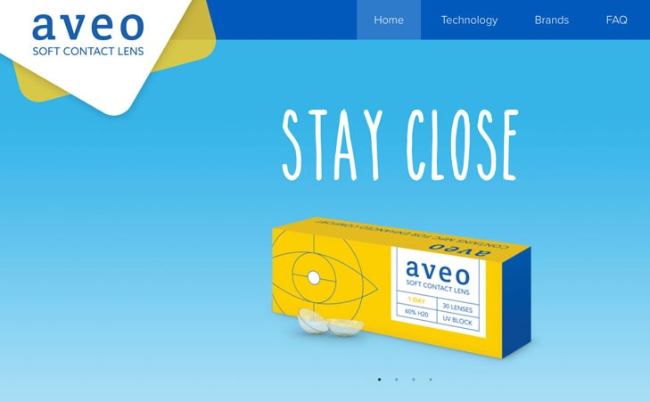Go To AVEO Vision Contact Lenses