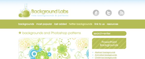 View Information about Background Labs