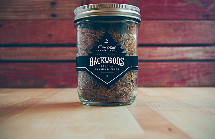 Go To Backwoods Dry Rub