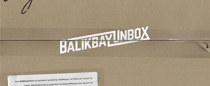 View Information about BalikbayUnbox
