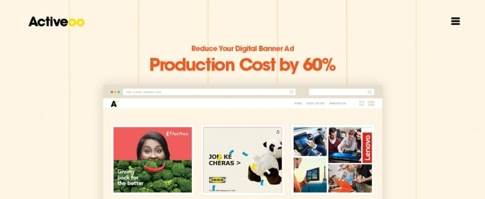 View Information about Banner Production By Activeoo