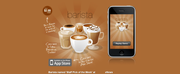 View Information about Barista