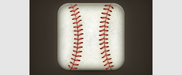 View Information about Baseball Icon