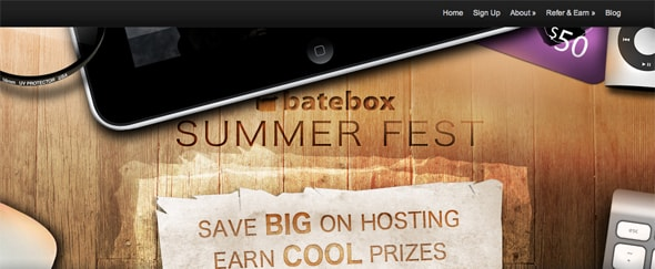 View Information about Batebox